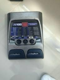 Pedaleira digitech e pedal