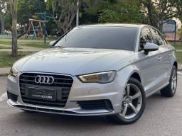 Título do anúncio: Audi A3 1.4 Turbo 2016 top de linha financio ou troco