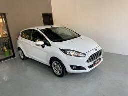 Título do anúncio: Ford fiesta hatch 2016 1.6 se hatch 16v flex 4p manual