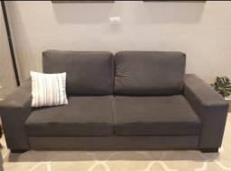 Título do anúncio: sofá cinza chumbo