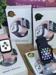 Título do anúncio: 5X 34,00 PROMOÇÃO lançamento, relógio, smartwatch X8 Max