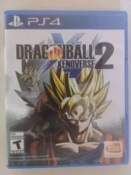 Jogo PS4 - DragonBall Xenoverse 2