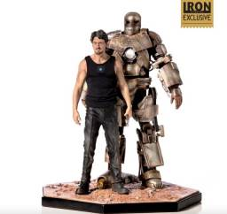 Homem de Ferro - Art Scale 1/10 Deluxe - Exclusivo CCXP18