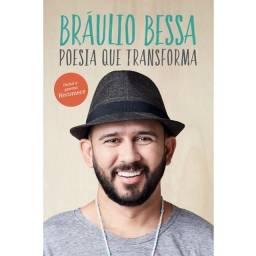 Livro- Poesia que Transforma- Bráulio Bessa