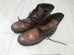 3 pares de botas das marcas: Democrata + For Way + Galla