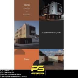 Apartamento com 2 dormitórios à venda, 50 m² por R$ 152.000 - Cristo Redentor - João Pesso