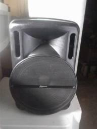 Caixa de som Lenoxx 500w tel *