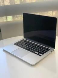 "Macbook Pro 13"" Retina com 8gb e SSD 240gb"