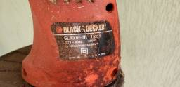 Título do anúncio: Cortadora de grama black and decker