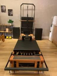 Pilates - Reformer torre completo - metalife