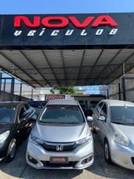 Honda Fit EXL 2018/2018 único dono 38mil km financio !!
