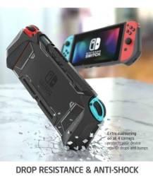 Capa Mumba Para Nintendo Switch Console/controladora Joy-con