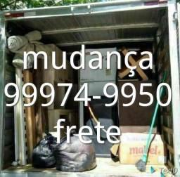 (27) 9.9.9.7.4.9.9.5.0-FRETE-PEQUENA MUDANÇA