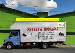 leia fretes e mudanças locais e pra todo Brasil
