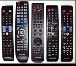Controle de TV e DVD