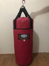 Saco De Pancada Punch - 60cm (cheio)
