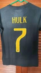 Camisa Brasil #7 Hulk