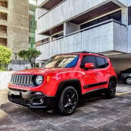 Oportunidade! Jeep Renegade Longitude Automático Extra!! 2016 com 40000km Único dono