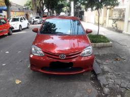 Toyota etios 2016 hb xs