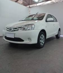 Título do anúncio: Toyota Etios Hath 2013 Completo