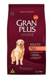 Promoção!! Ração Granplus Choice Para Cães adultos 15Kg