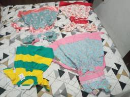 Lote roupas novas para venda
