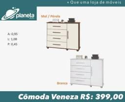 Cômoda Veneza promoção
