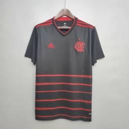 Camisa três do Flamengo 2020/21