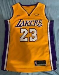 Camisa basquete Lakers Original