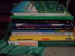 Livros usados auto estima