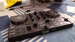 Controladora Hercules DJ Impulse 200