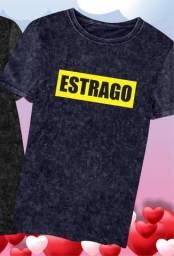 CAMISA ALGODÃO - ESTRAGO