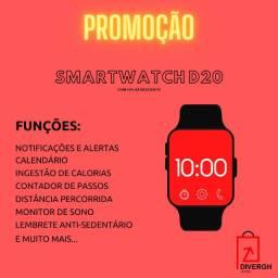 Relógio Smartwatch D20 Promoção Imperdível.