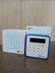 Maquina de passar cartão. Aceite pagamentos debito e crédito