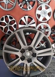 Título do anúncio: Jogo de Roda Aro 17 Original Audi  furação 5x112