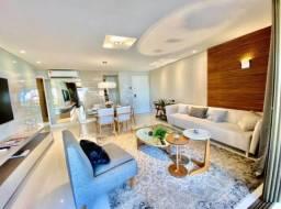 Título do anúncio: [MK] Apartamento na Aldeota de 162m² com 3 suítes, 4 Vagas, Varanda Gourmet (TR14376)