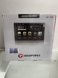 Kit Multimídia - Águia Power - AP-7006 - GPS/TV/USB/Touch Screen