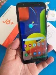 Título do anúncio: Samsung J6 Plus