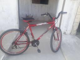 Título do anúncio: Vendo esta bicicleta nova semi novo na