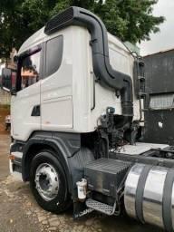 2014 Scania r440 6x4 opticruise