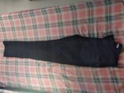 Calça jeans Masculina / Azul escuro