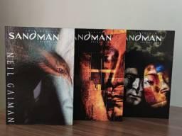 Livros Omnibus Absolute Sandman - Edição Em Inglês
