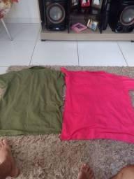 Camisa Polo ou De Manga leia descricao