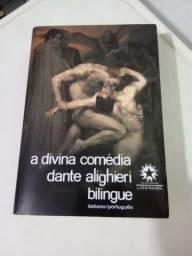 Vendo livro A Divina Comédia
