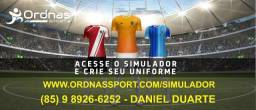 Material esportivo (uniformes)