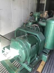 Compressor SABROE SMC 12L Amônia