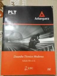 Livros (PLT) dos cursos dr engenharia da Anhanguera