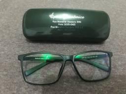 Óculos Oakley com Lentes 0.25 antireflexo