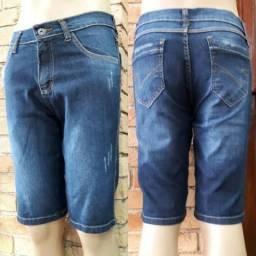 Bermuda Masculina Jeans Diversos Modelos e Todos os Tamanhos