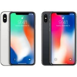 IPhone X 64gb Anatel 12 Meses Garantia Apple (Lacrado)